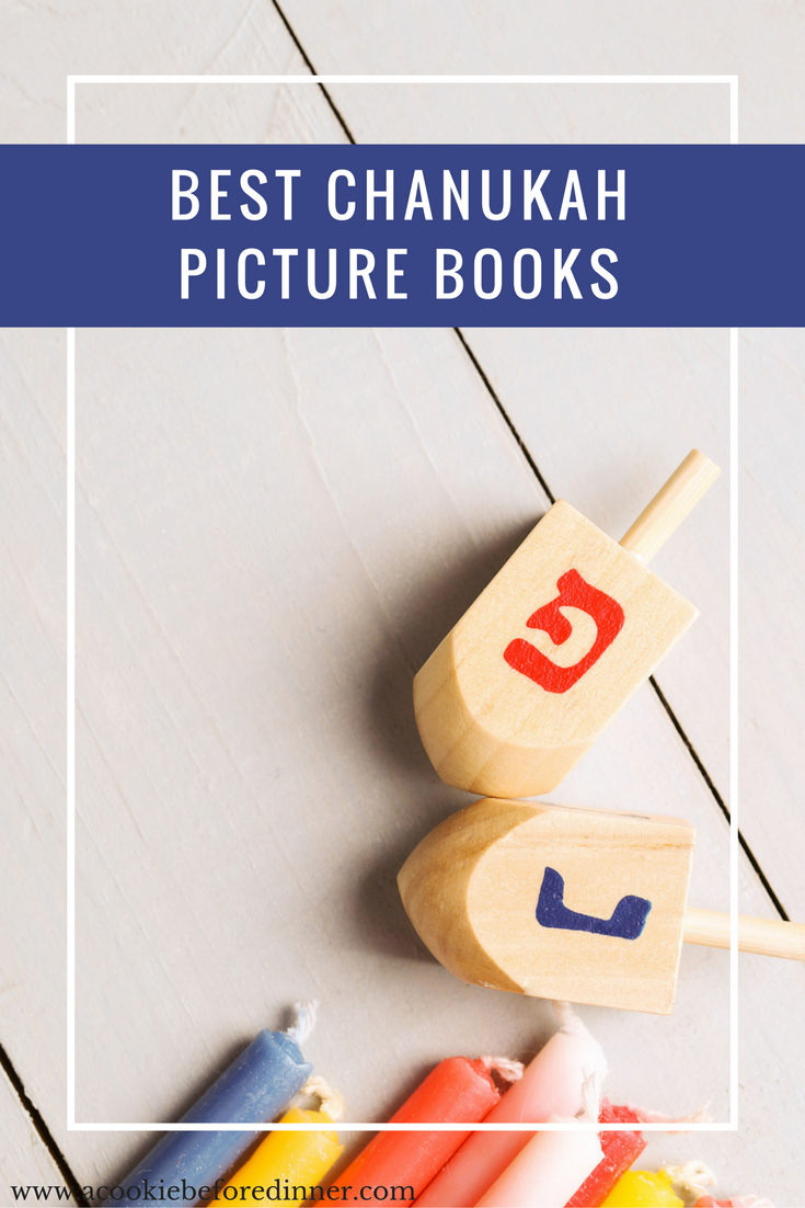 Best Chanukah Books for Children. You'll love reading through this list of Chanukah picture books. Celebrate the festival of lights with this great easy tradition!