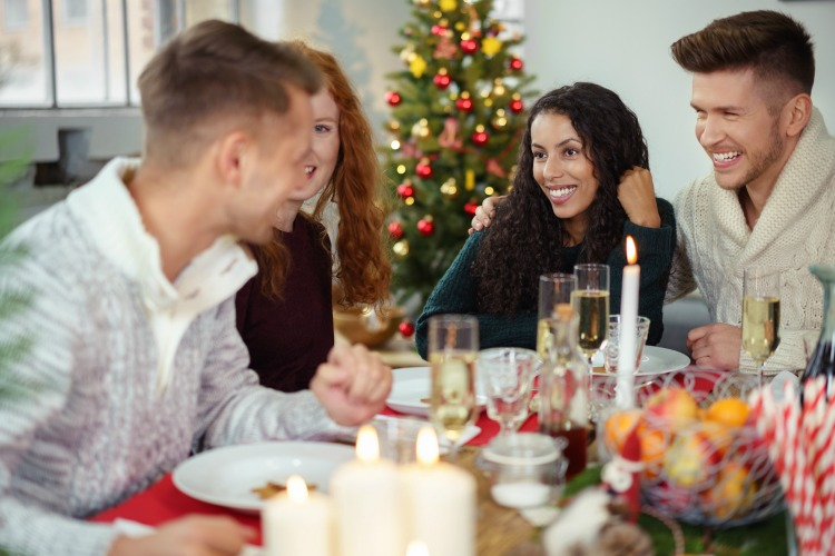 Wondering how to blend family traditions for Christmas? Read on.