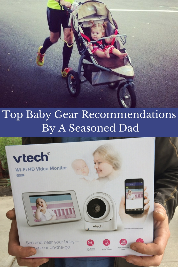 Top Baby Gear Recommendations By A Seasoned Dad