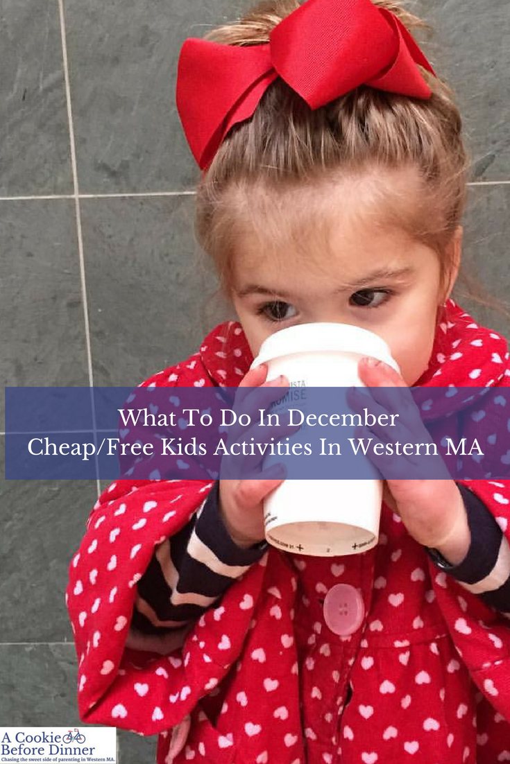 cheap free things to do in western ma december 2017