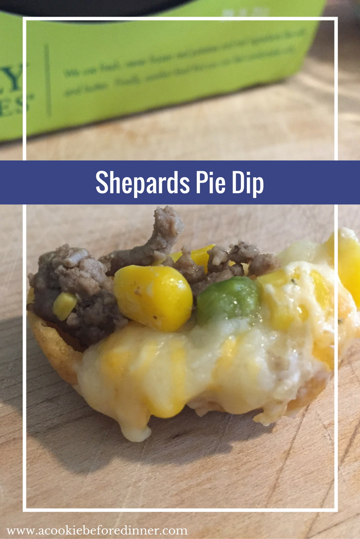 Shepards Pie Dip. This recipe for Shepards Pie Dip is out of this world amazing!