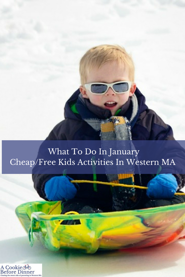 Free Cheap Things to Do in Western MA January
