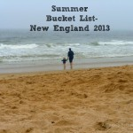 New England Summer Bucket List