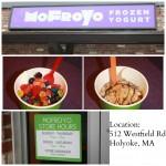 {In Our Own Back Yard} A MoFroYo Frozen Yogurt Review