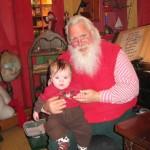{Big Girl Panties} On Seeing Santa At A Funeral