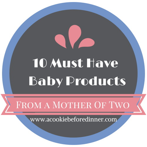 10 Must Have Baby Products