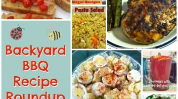 Summer BBQ Recipe Roundup