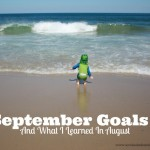 September S.M.A.R.T Goals And What I Learned In August