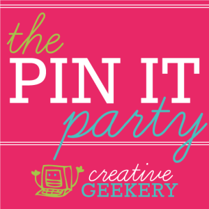 The Pin It Party Pinterest Link UP
