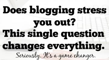 Blogger rehab
