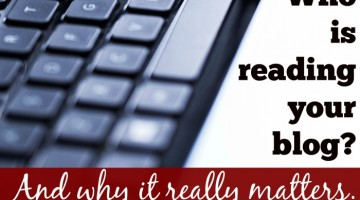 Blogger rehab who is reading your blog?