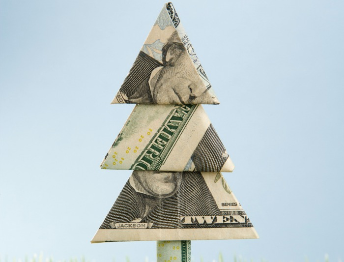 On avoiding holiday debt. 10 easy ways to stretch your December budget.