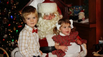 WHERE TO VISIT WITH SANTA IN THE PIONEER VALLEY