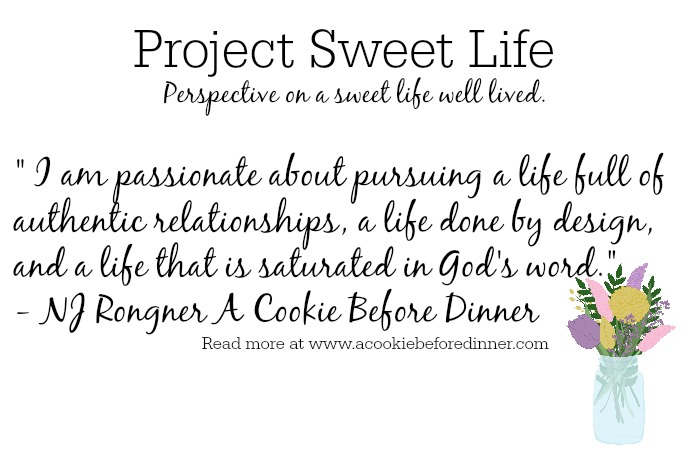 Project sweet life. Giving you perspective on chasing as sweet life well lived. Inspiring women with inspiring stories.