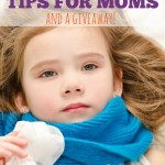 Cough & Cold Tips For Moms {And A Giveway}