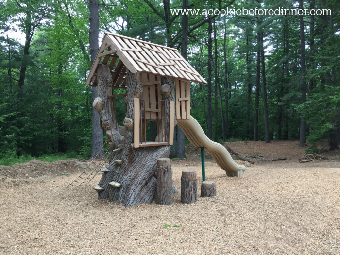 Playground in Western MA. Nonotuck park in Easthampton MA is an amazing playground for all ages from teens to tots!