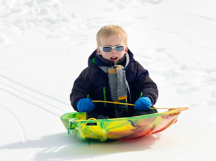 A list of places to go sledding in Western Massachusetts