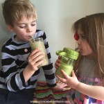 Toddler Approved Green Smoothie Recipe