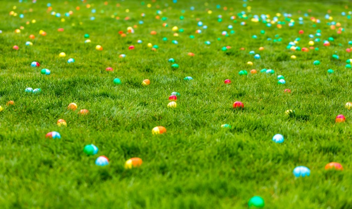 A 2016 list of Easter Egg Hunts In Western MA