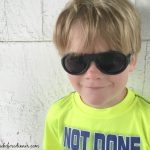 Kid Tough Sunglasses, A Babiators Review