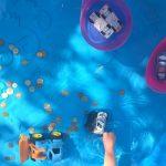 Backyard STEM: Kiddie Pool Sink And Float
