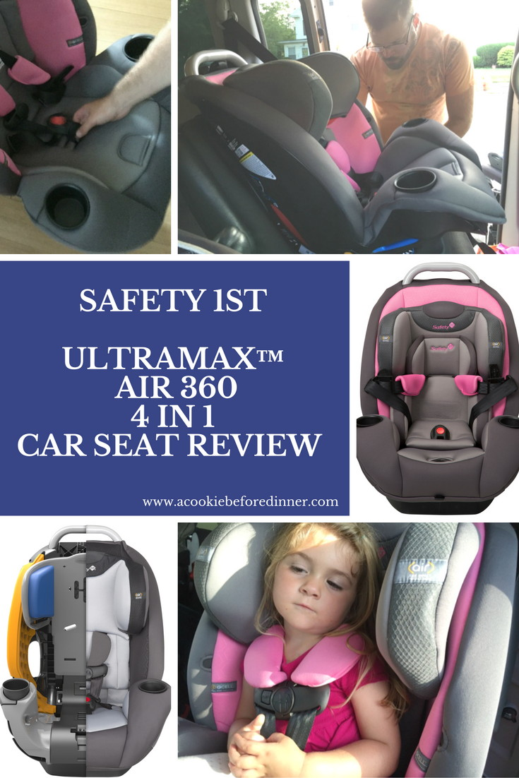Safety First Ultramax Air 360 4 In 1 Car Seat Review Sugar Baby Infant Blue 1st