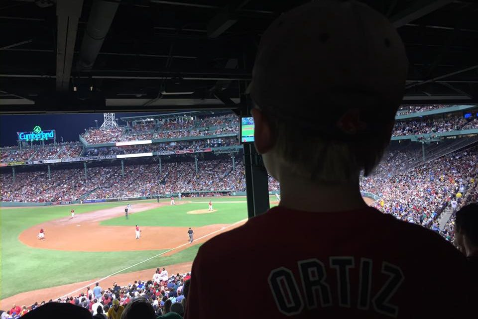 Kids eat free when the Red Sox Win!