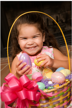 101 Easter Basket Ideas, No Candy