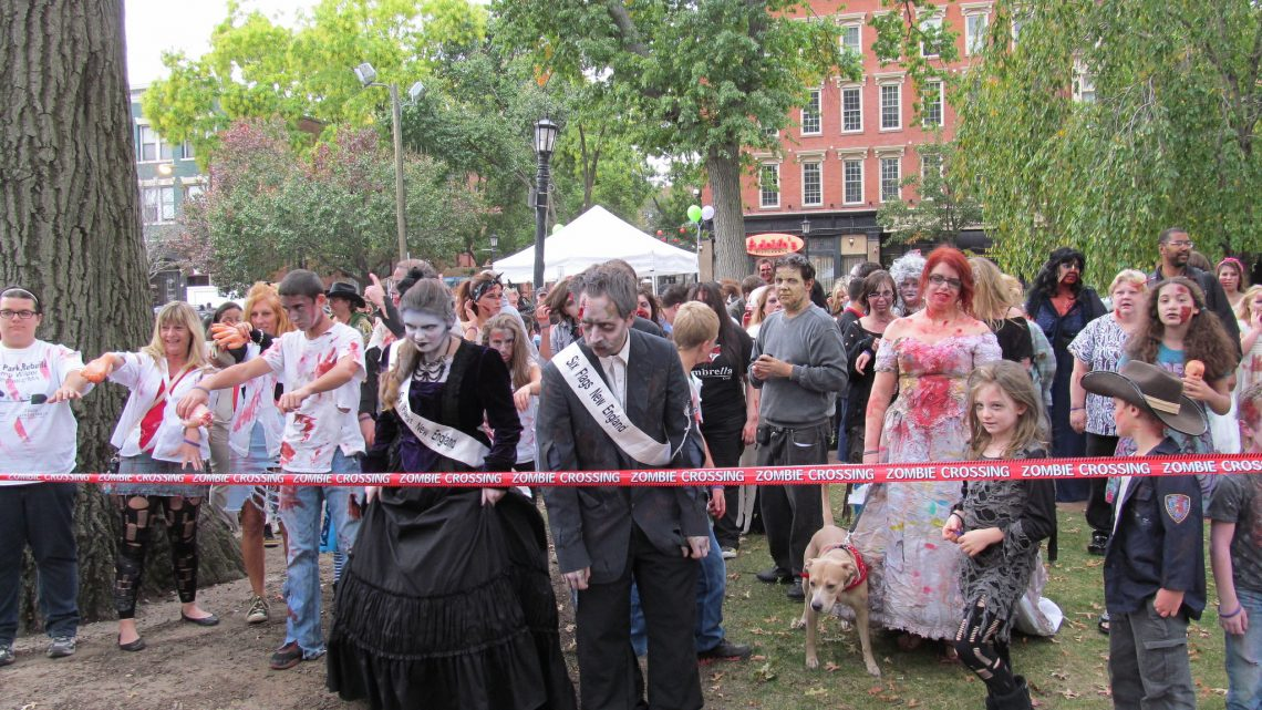 Halloween Parades for Kids in Western MA 2018